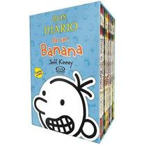 Box Diário De Um Banana - 8 Volumes - Jeff Kinney