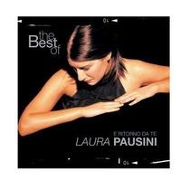 Cd Laura Pausini - E Ritorno Da Te ( Best Of ) Lacrado
