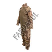 Farda Uniforme Highlander Combat Shirt + Calça Tática