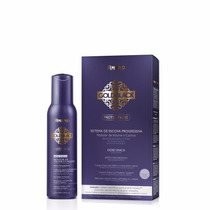 Kit Escova Definitiva Gold Black Liss Amend Dose Única