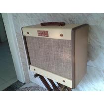 Gabinete Caixa De Guitarra Vintage 1x12 (sem/falante)