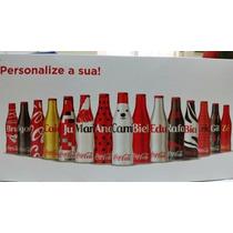Mini Garrafinhas Coca Cola - Coleção Completa Caixa Lacrada