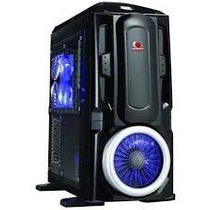 Gabinete Leadership Atx Gamer Ii Blue Eye 6703