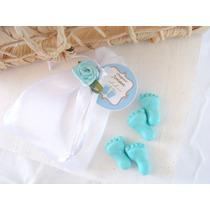 20 Mini Sabonete Lembrancinhas Brinde Maternidade Chá Fralda