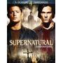 Dvd Box Supernatural 4°temporada Completa -6 Discos -lacrado