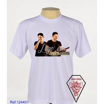 Camiseta Personalizada Jorge E Mateus, Cantores Sertanejo