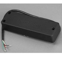Captador Bartolini Soapbar 5 Cordas Mk5cbc-b Braço
