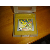 Nintendo Pokemon Gold Roda Gameboy Color E Advance