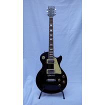 Guitarra Lespaul Slpp 380 - Braço Colado Preta