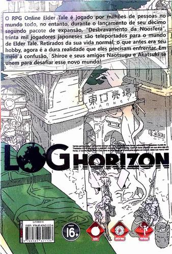 log horizon volume 1 pdf