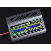 Turnigy Mega 400wx2 Battery Charger/discharger (800w)