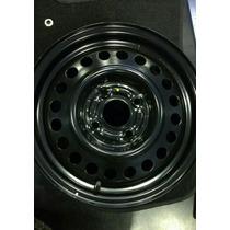 Roda De Ferro Aro 15 Nissan Tida , Sentra Livina R$220,00