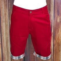 Bermuda Sarja Masculina Colorida - Fabricação Propria