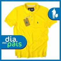 Camisa Polo Sheepfyeld, Super Presente Para O Dia Dos Pais