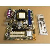 Placa Mãe Pcware Apm80-d3 740g P Amd Am3 Ddr3 E Rede Pci Off