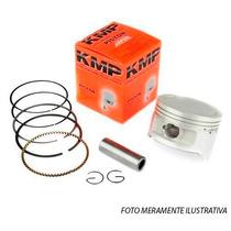 Pistao Kit C/ Anéis Dafra Riva 150 0,50mm 62,50mm - Kmp