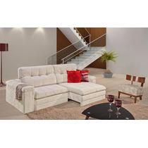 Sofá Retrátil Riale - Estofados Cadeiras E Poltronas