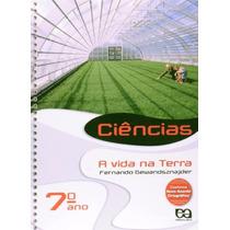 Livro Ciências A Vida Na Terra 7ºano Ática Promoção!!!