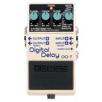 Pedal Para Guitarra Boss Dd7