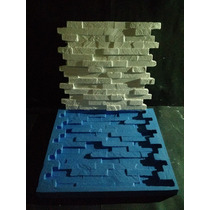 Molde Forma De Silicone Gesso Canjiquinha Encaixe 33x30 Cm
