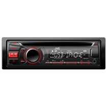 Cd/mp3 Player Jvc Kd-r449 C/ Entrada Usb E Auxiliar