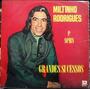 Lp Miltinho Rodrigues E Seus Grandes Sucessos 1983