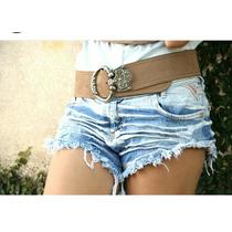 Short Jeans Degrant Mescla