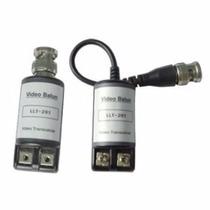 Amplificador Balun Passivo Até 400 Metros Conversor P/ Cftv