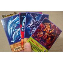 Combo Dragão Branco De Olhos Azuis+dragão Negro+2 Cartas