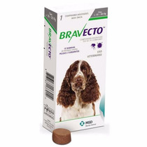 Bravecto Comprimido 10 A 20 Kg