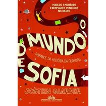 Livro O Mundo De Sofia - Novo