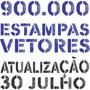 Kit 18 Mil Estampas Sublimação Camiseta Caneca Chinelo Vetor