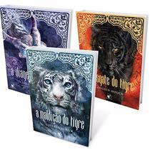 Kit Livros - Série A Maldição Do Tigre (3 Livros) !