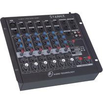 Mesa Ll Audio Starmix 6 Canais S602r