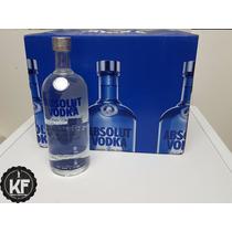 Vodka Absolut Natural 1l Original - Porto Alegre
