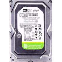 Hd Pc Western Digital 500gb Sata 3gb 7200rpm Wd Green Oferta