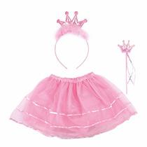Fantasia Disney Princesa Infantil 3 A 8 Anos P Carnaval B1