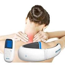 Massageador De Pescoço Com Controle Remoto Terapia Cervical