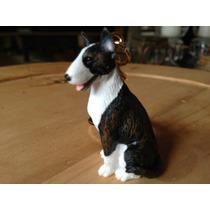 Bull Terrier Chaveiro Coleção Animal