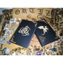 Kit 2 - Livro Das Sombras / Book Of Shadows / Grimorio