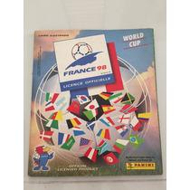 Figurinhas Da Copa Do Mundo 1998 Novas Zeradas Album