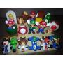 Coleção Super Mario Mc Lanche Feliz- Novos Lacrados