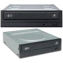 Gravador Dvd Lg 24x Preto Sata Grava Cd 48x (118)