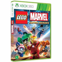 Jogo Lego Marvel Super Heroes Dvd Xbox 360 - Loja Oficial