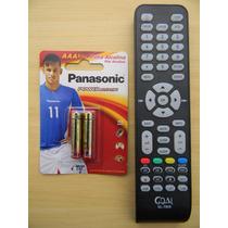 Controle Remoto Tv Lcd Philco Ph32 Led | Ph46 Led + Pilha