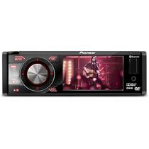 Toca Cd Dvd Pioneer Dvh 8780 Av Radio Am Fm Usb Auxiliar