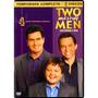 Dvd Two And A Half Men - Dois Homens E Meio - 4ª Temporada