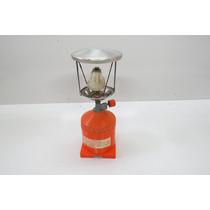 Lampião Yanes Antigo À Gás De Cartucho
