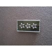 Distintivo Emborrachado De Gola Capitão - Eb