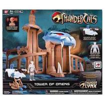 Castelo Thundercats Com Boneco E Veículo - Original Bandai